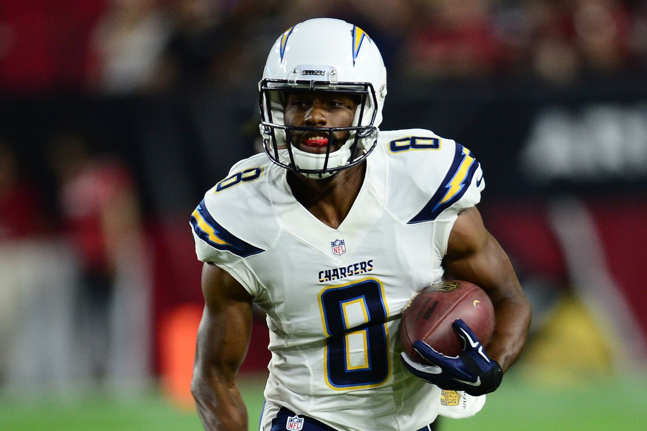 With Keenan Allen Heading To Ir Chargers Make A Pair Of