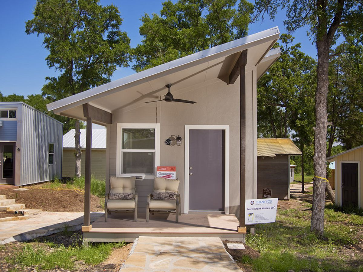 10 tiny house villages for the homeless across the US