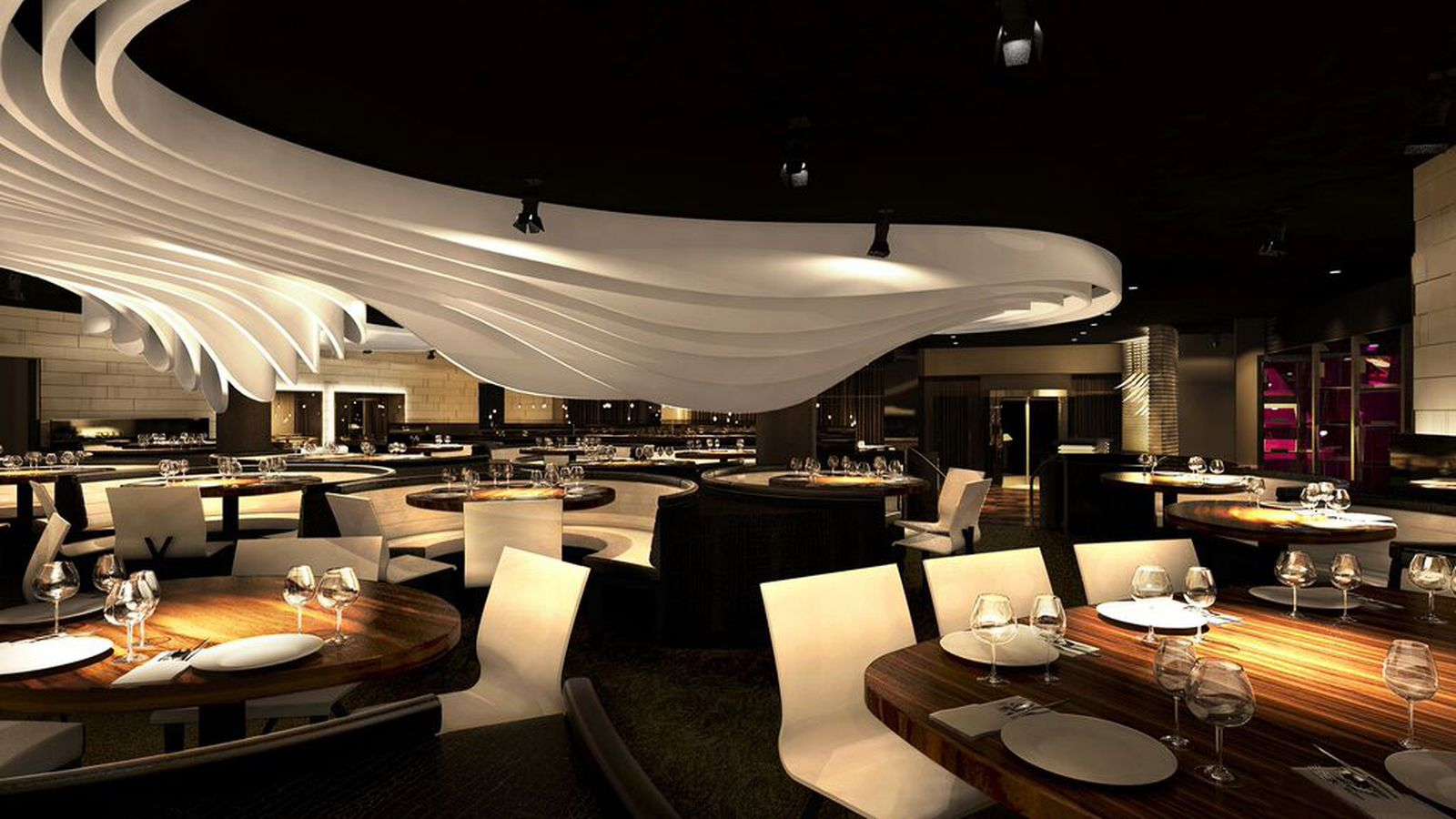Stk Chicago Reveals Renderings Of The Sexiest Steakhouse