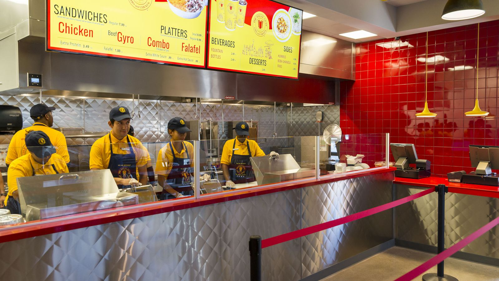 Your First Look Inside The Halal Guys Chinatown Home