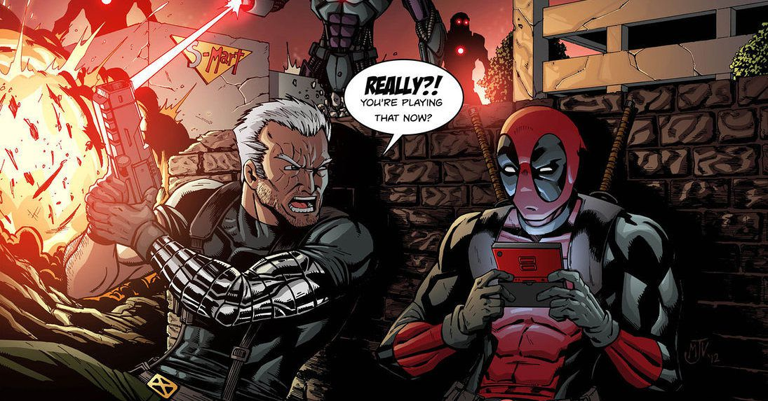 Electric Ride On Cars >> The creator of Netflix's Daredevil will write and direct Deadpool spinoff X-Force - The Verge
