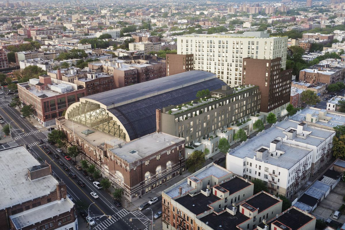bedford union armory developers promise union jobs training bfc partners
