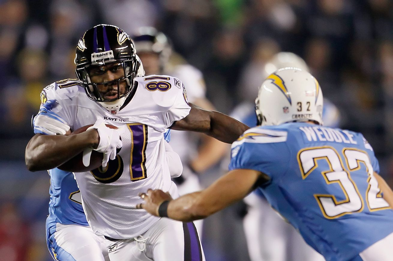 John Harbaugh is open to an Anquan Boldin return