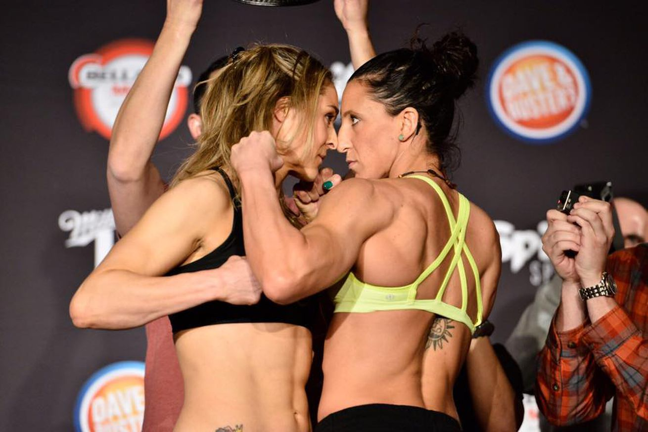 Bellator 174 Results: Coenen vs. Budd