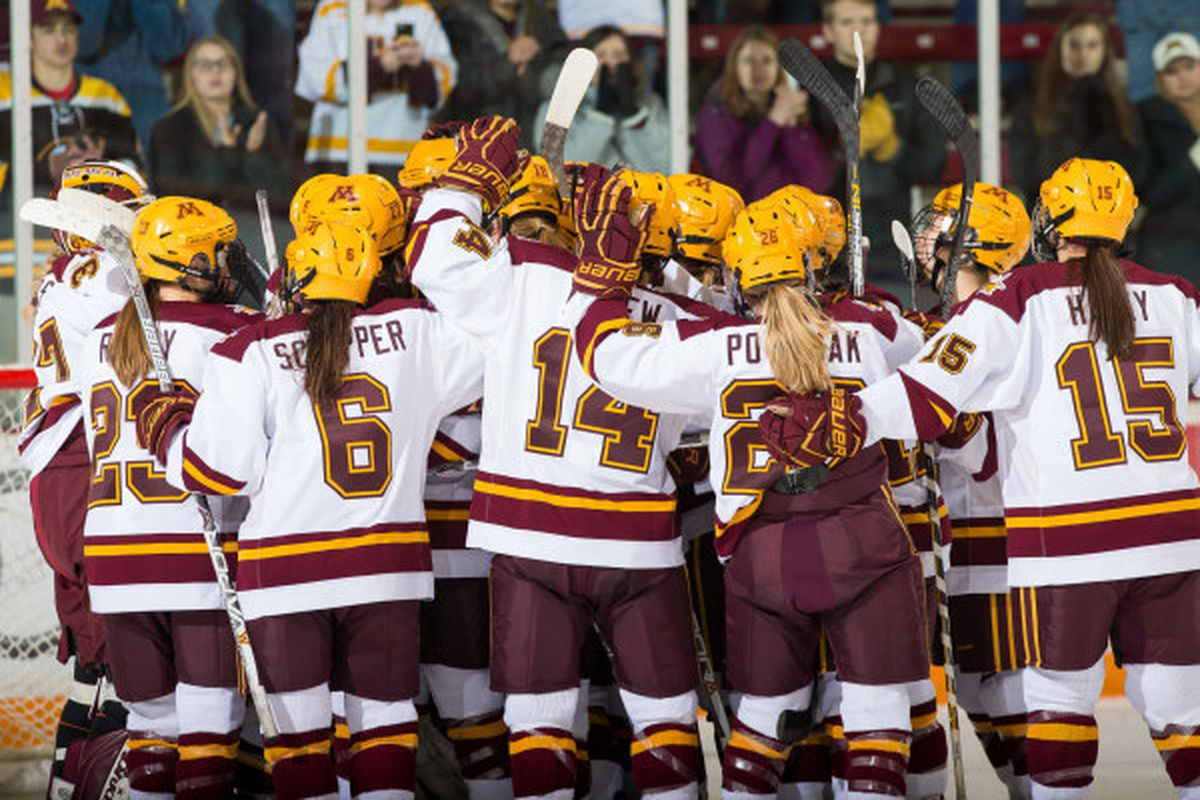 UMD Women Seeded 3rd, Will Host Gophers in NCAA Div. 1 Quarters
