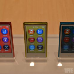 Apple's new iPod nano hands-on photos and video - The Verge