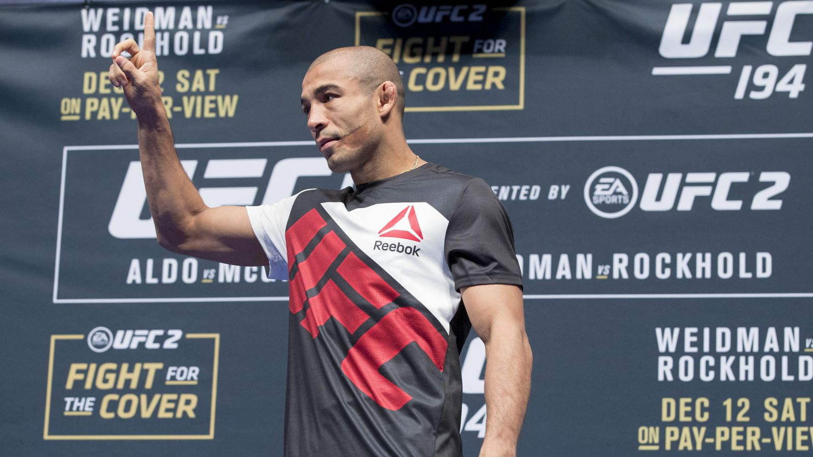 Jose Aldo says he wouldn't stay in the UFC even for Conor McGregor rematch