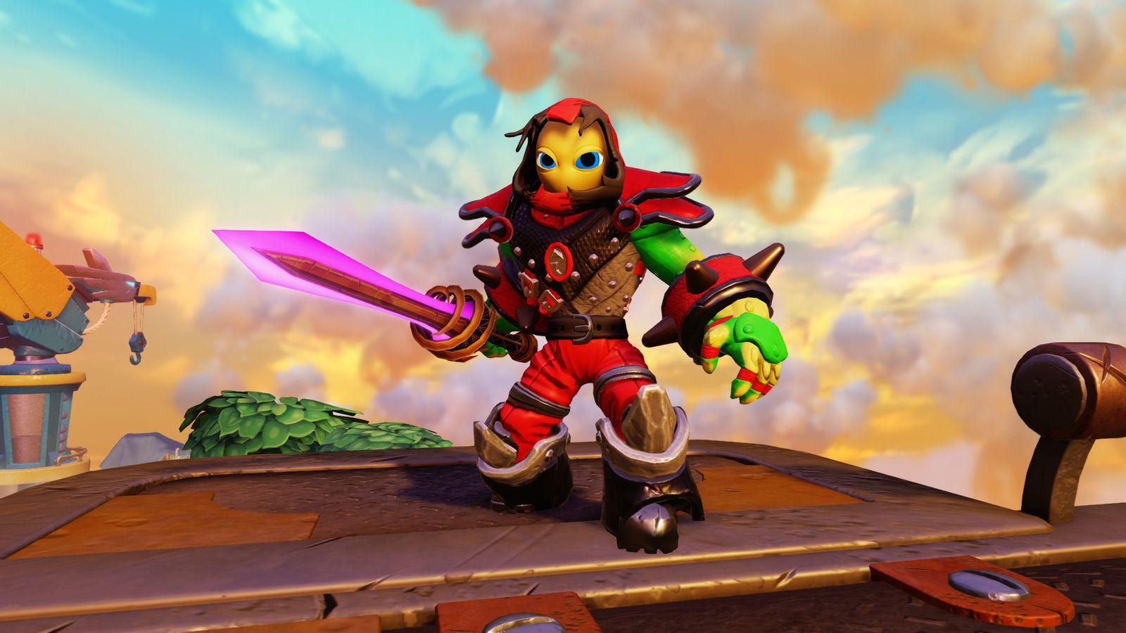 Skylanders Imaginators hands hero creation over to players