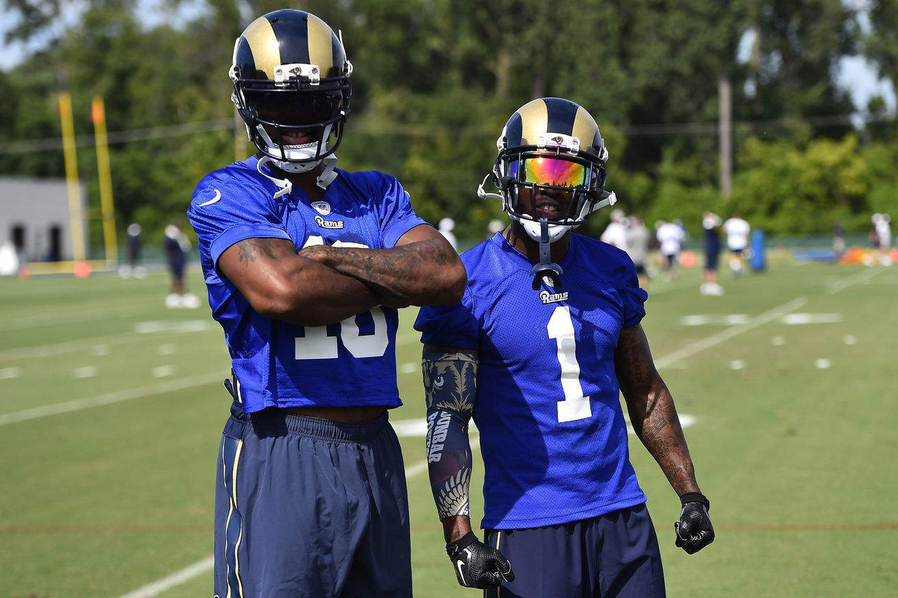 Nike authentic jerseys - Los Angeles Rams Wide Receivers: Better, Worse, or Same in 2016 ...