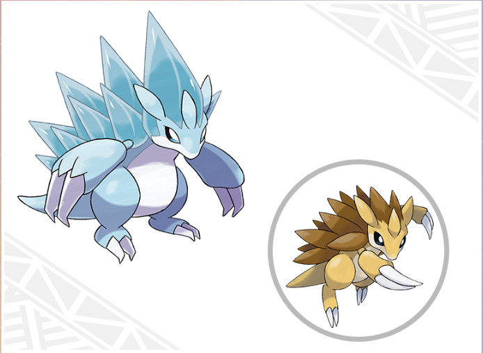Pokemon Sun ve Moon yeni pokemonlar