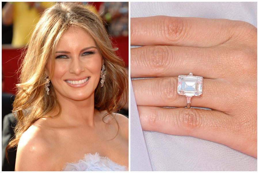 25 unforgettable engagement rings racked