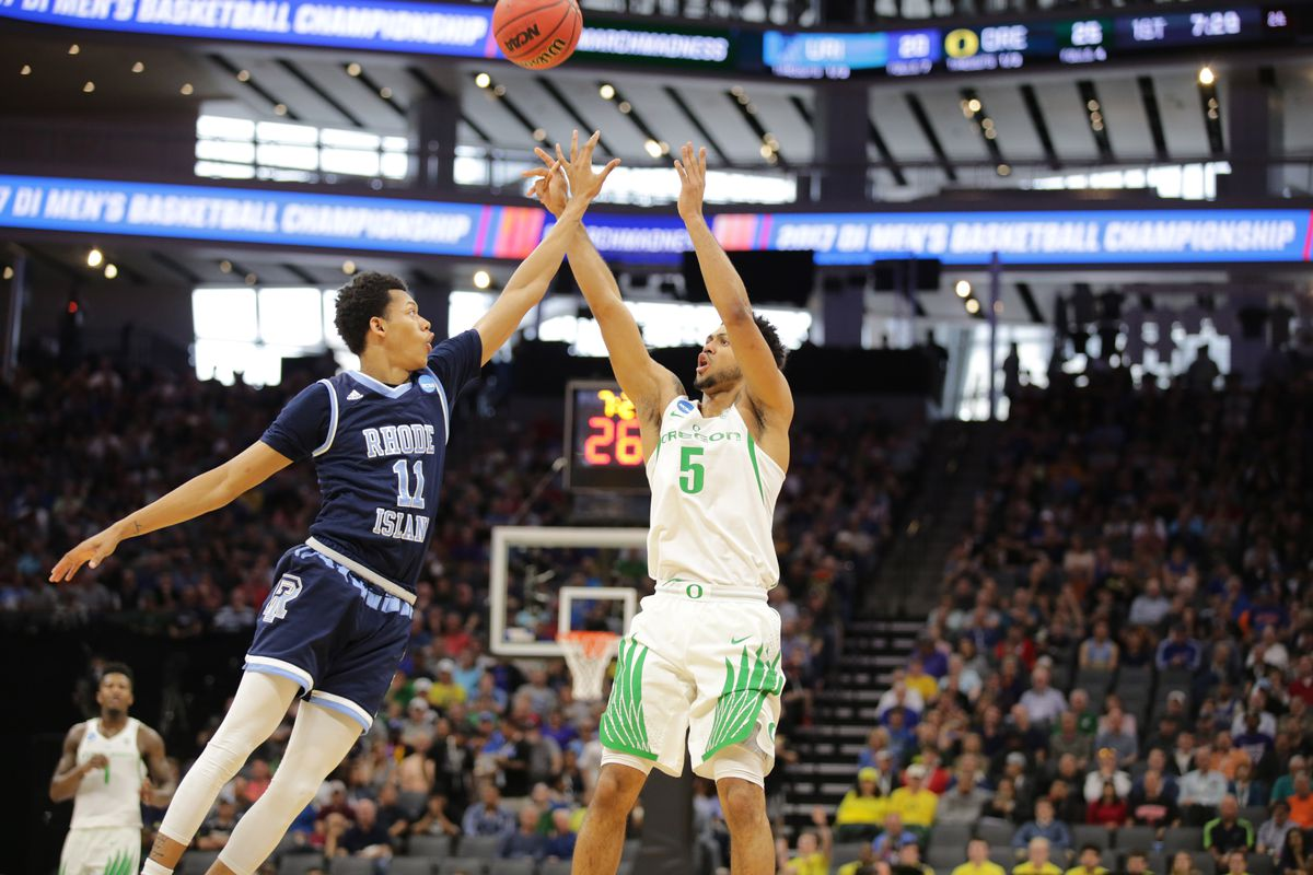 OR  getting huge lift from Tyler Dorsey at the best possible time
