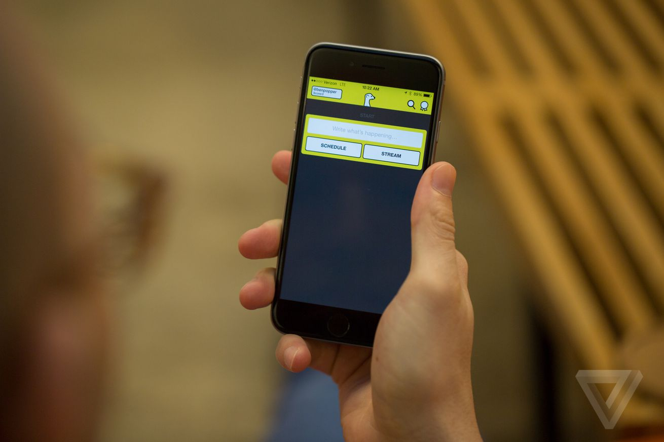 Live-streaming pioneer Meerkat has been pulled from the App Store