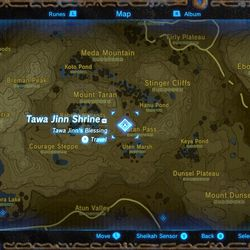 Zelda: Breath of the Wild guide: The Three Giant Brothers