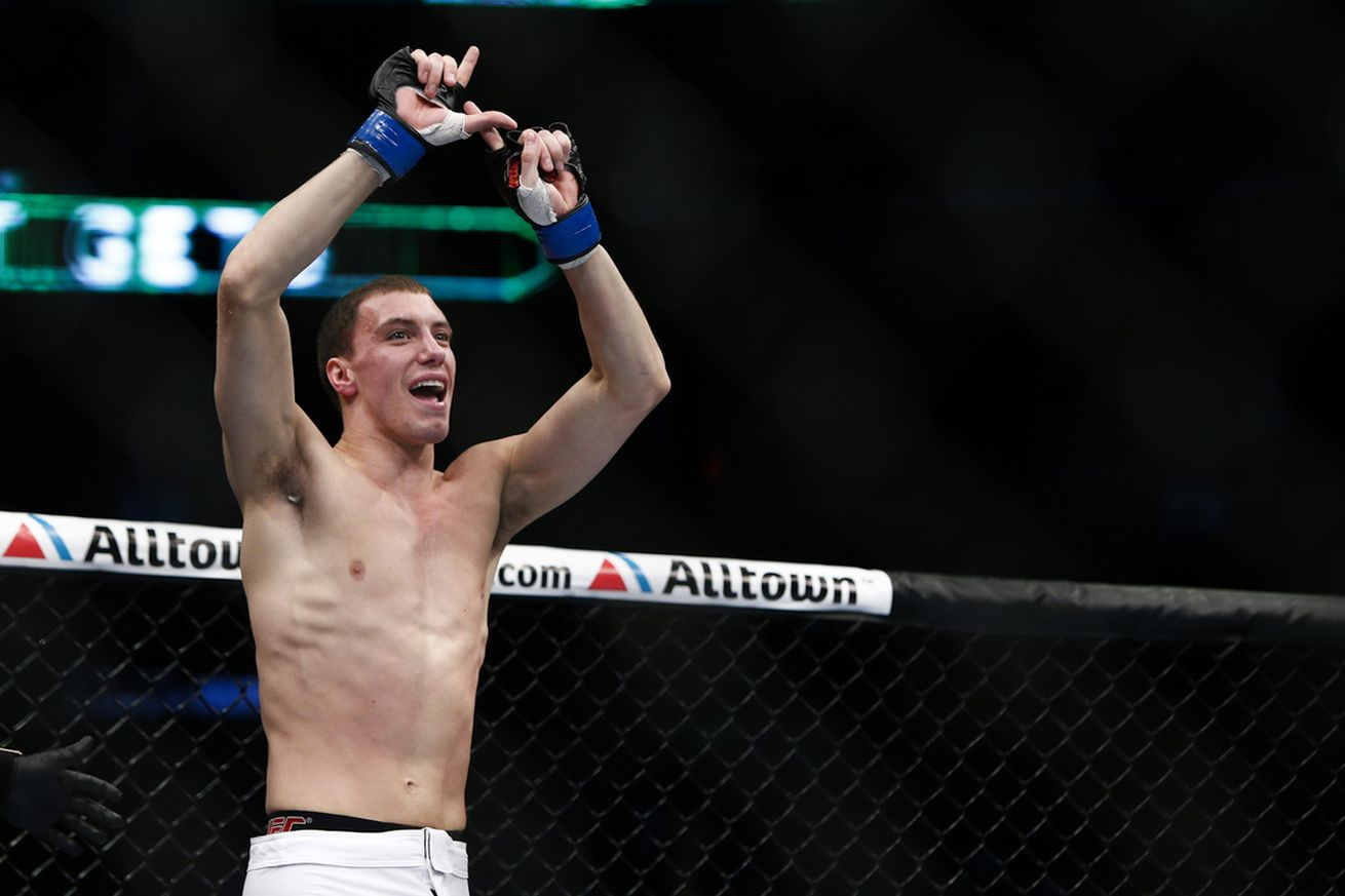 James Vick vs. Marco Polo Reyes slated for UFC 211