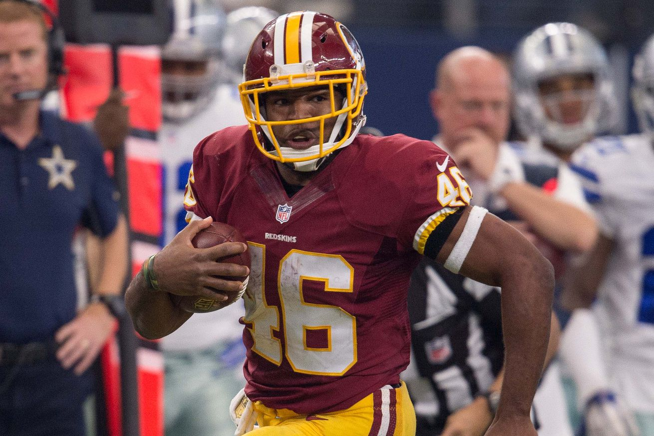 NFL Jerseys NFL - Daily Slop: Will the Redskins Move on from Alfred Morris, Matt ...