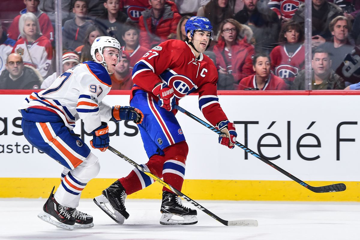 Canadiens rally late to shock Oilers