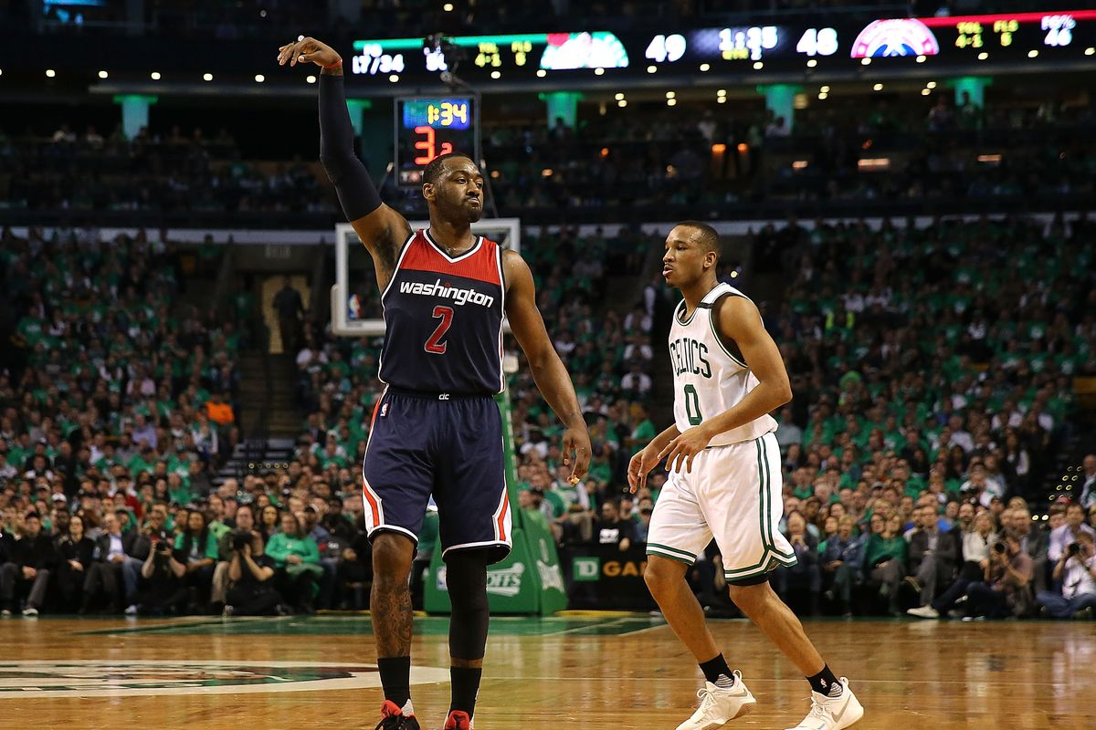 Celtics Beat Wizards to Advance to Conference Finals