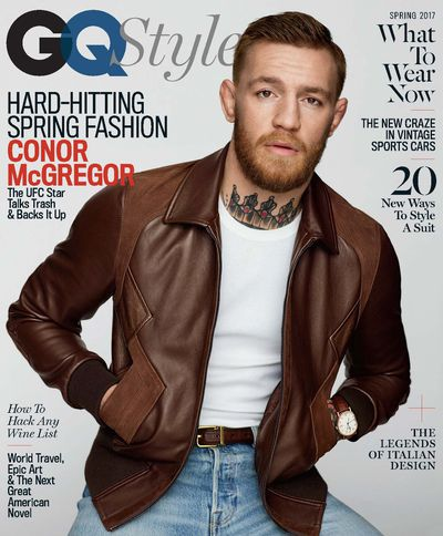 community news, Conor McGregor GQ cover: Here's why 'Notorious' wants you to stop protesting Donald Trump