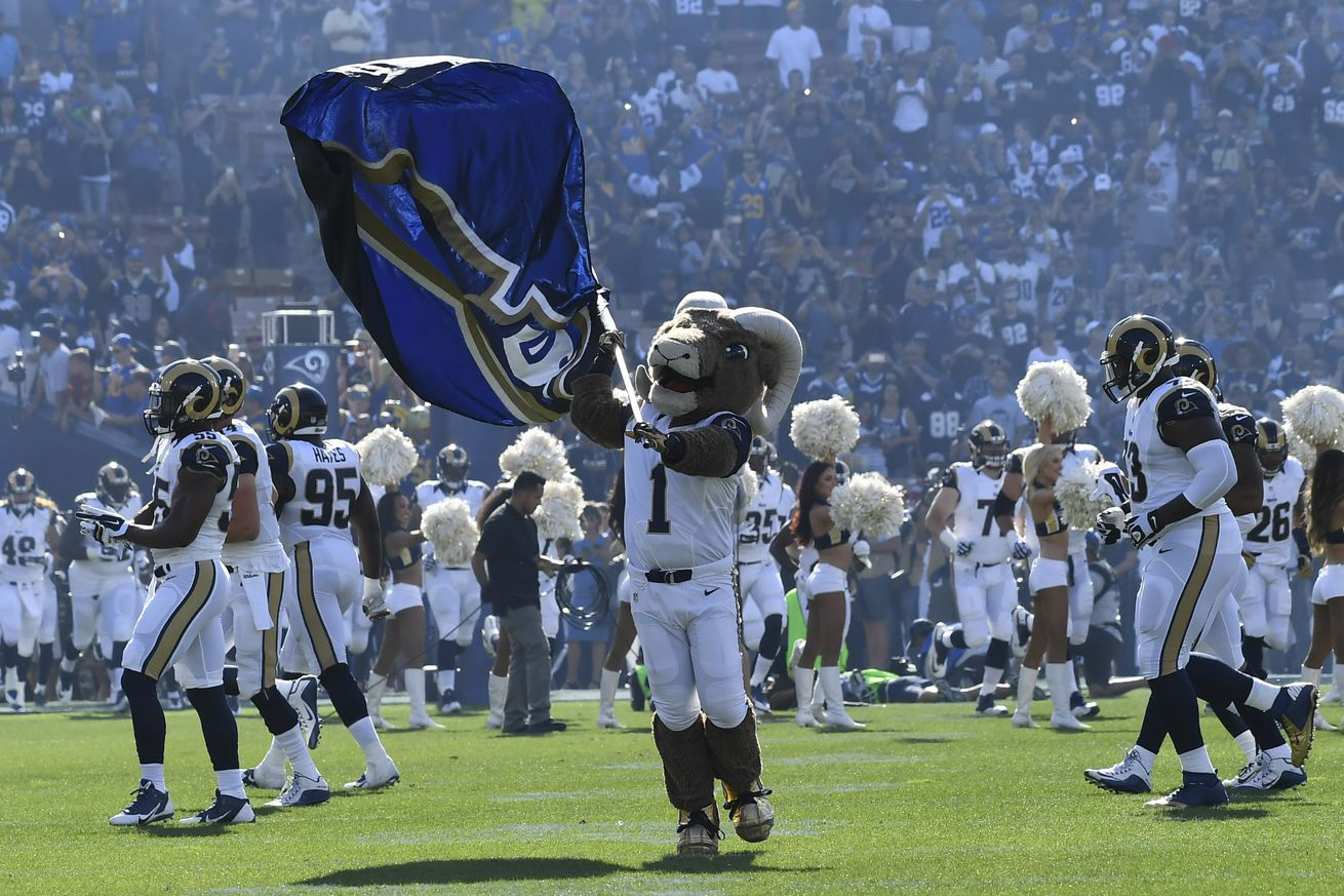 Los Angeles Rams Return With 28-24 Victory Over Dallas Cowboys