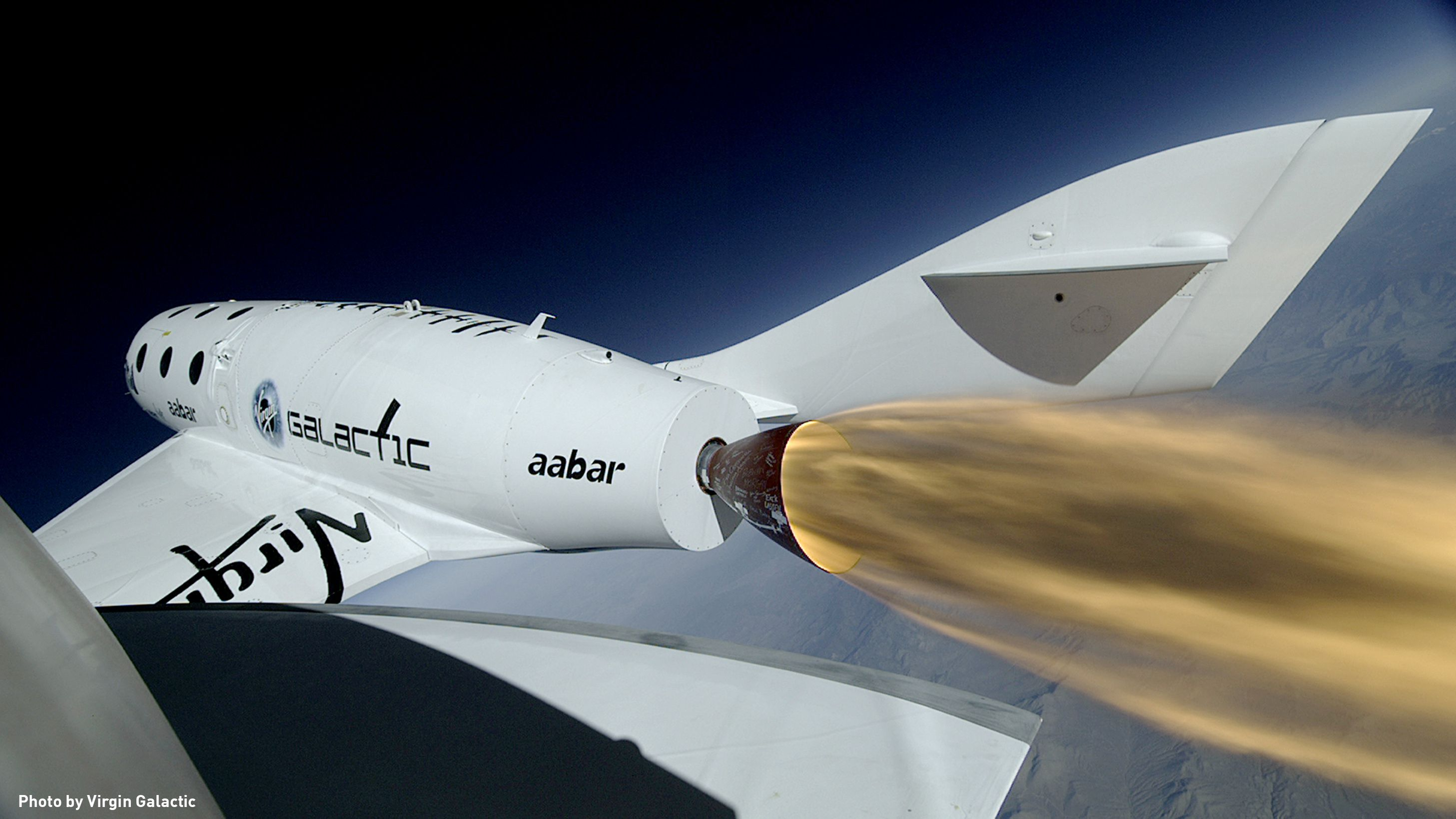 Virgin Galactic unveils new SpaceShipTwo vehicle that will ...