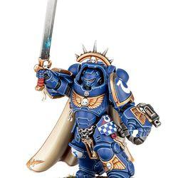 Captain in Gravis armour