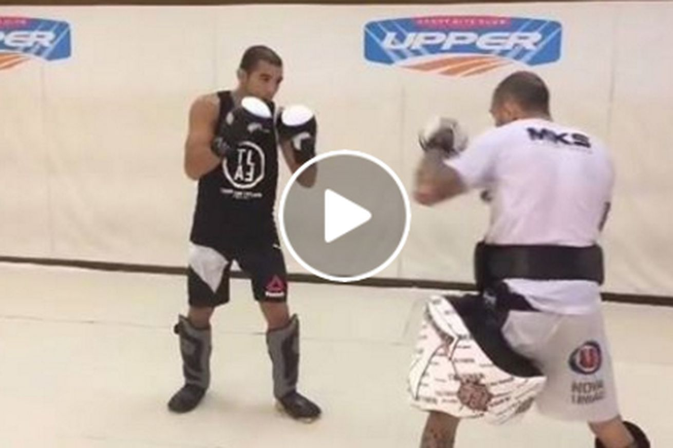 community news, Conor beware, this new video proves Jose Aldo has become a SAVAGE kickboxer