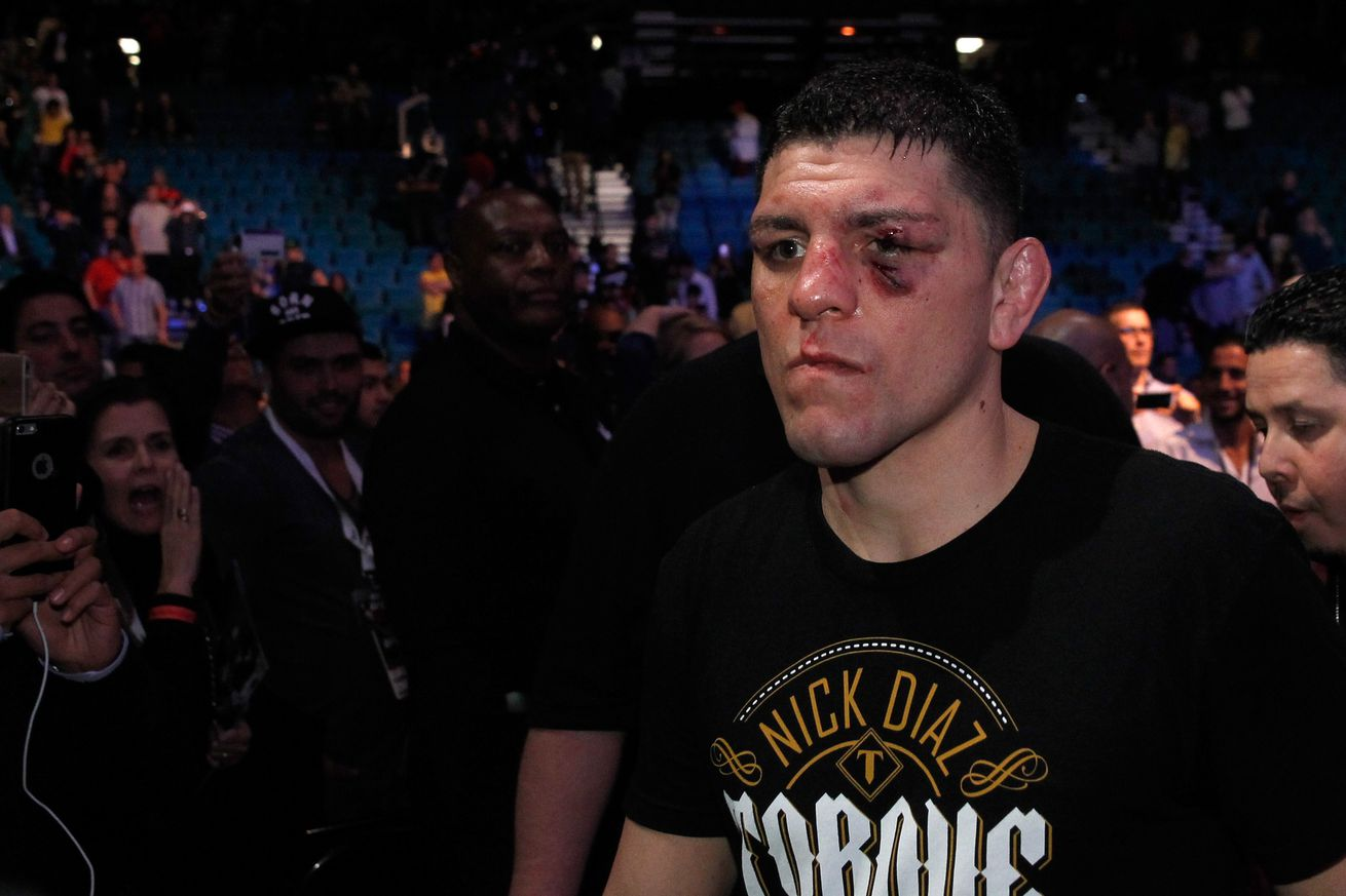 community news, Nick Diaz: Michael Bisping lost money by not letting me whoop his ass
