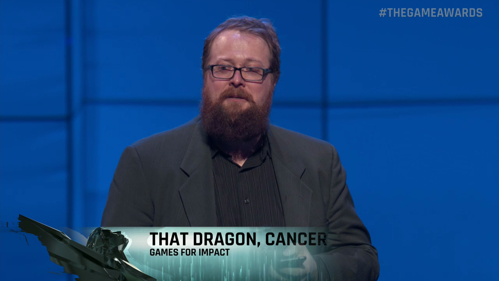 That Dragon, Cancer's co-creator gets tearful after Game Awards win