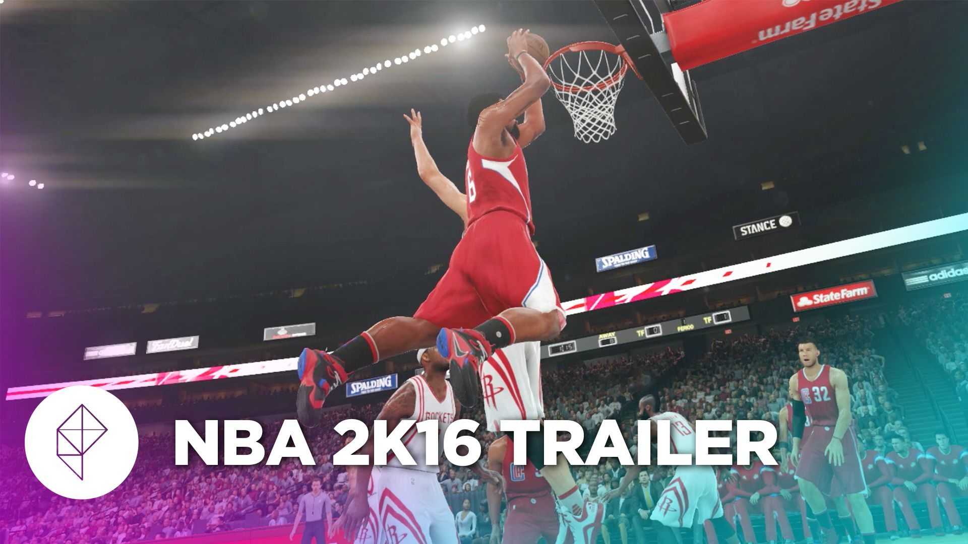 Take a good, long look at NBA 2K16 in its biggest trailer yet