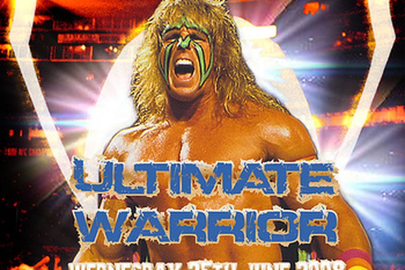 Ultimate Warrior Disses Hulk Hogan