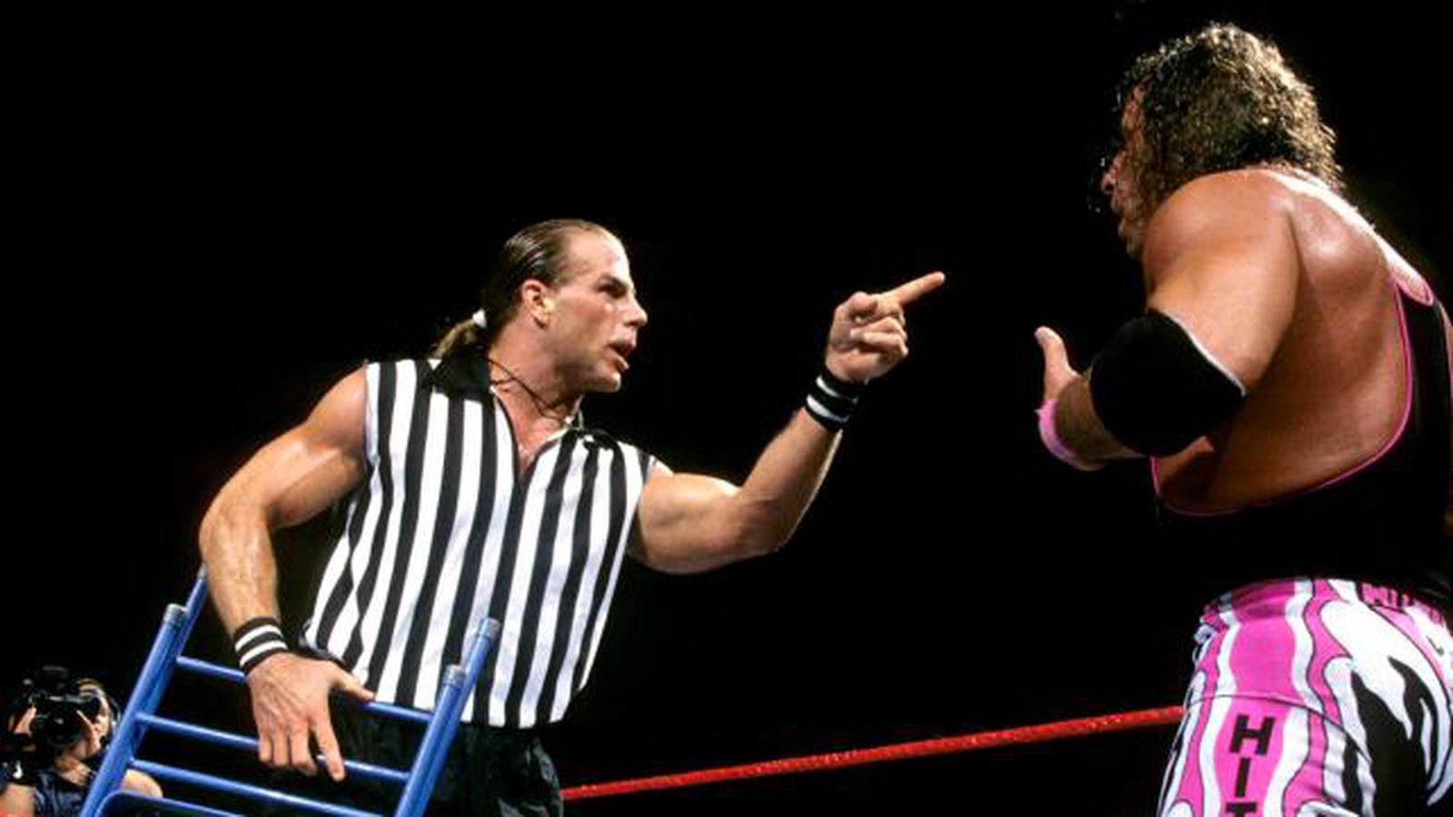 Ranking Summerslam 4 1997 Bret Hart Vs The Undertaker