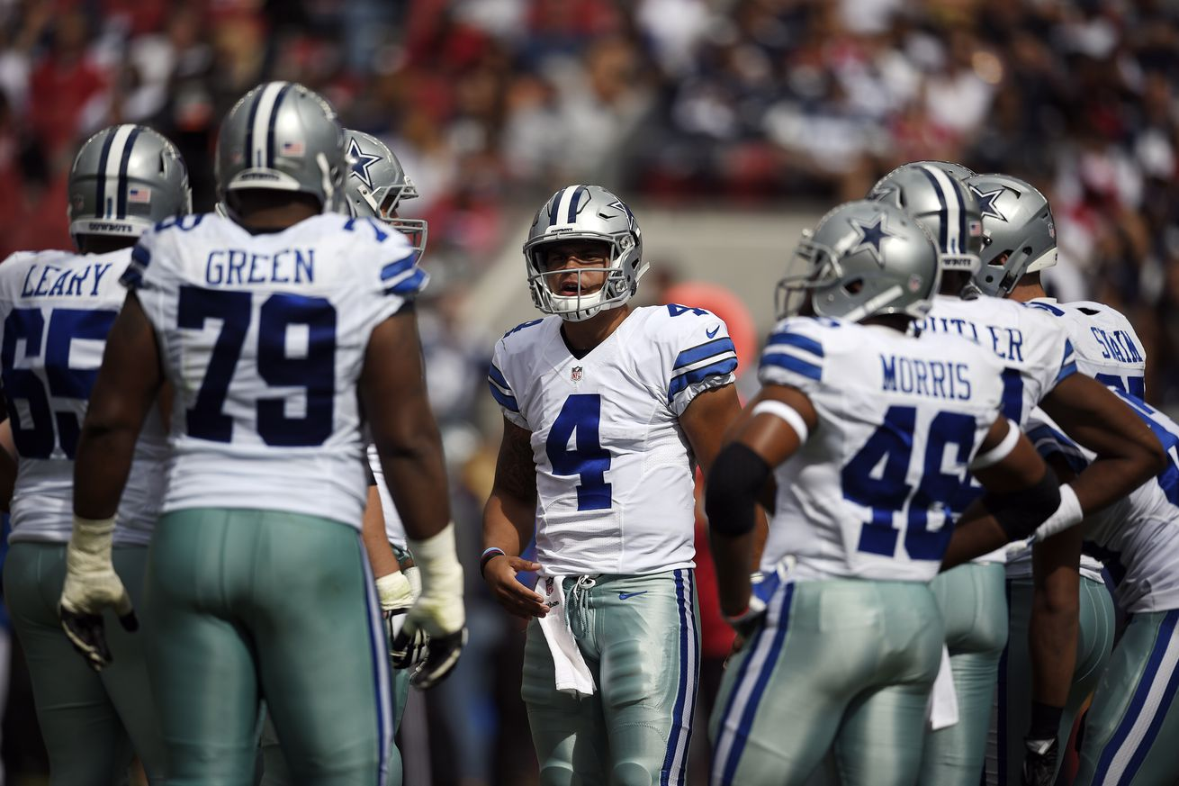 Why The 2016 Cowboys Offense Is Better Than The 2014 Offense