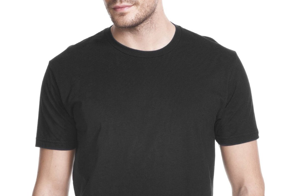 Reddit swears by this 5 t shirt racked for Plain t shirt brands