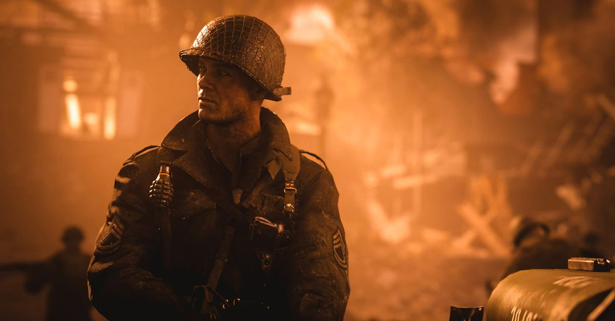 Call of Duty WWII beta comes to PC at the end of September