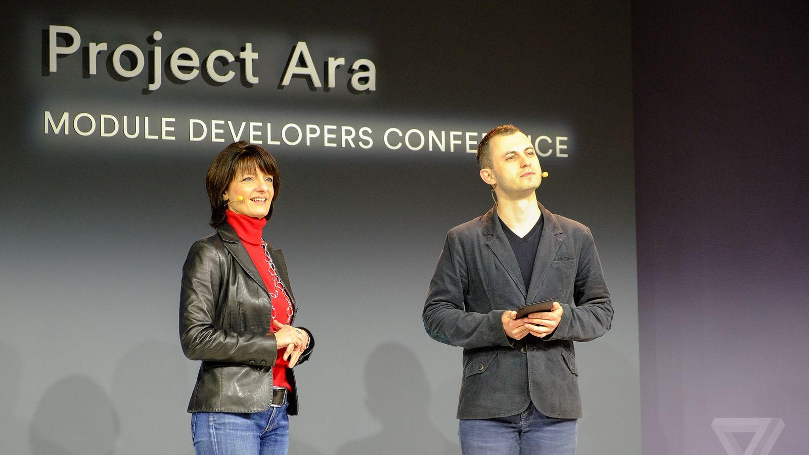 Google's modular Project Ara smartphone will begin pilot ...