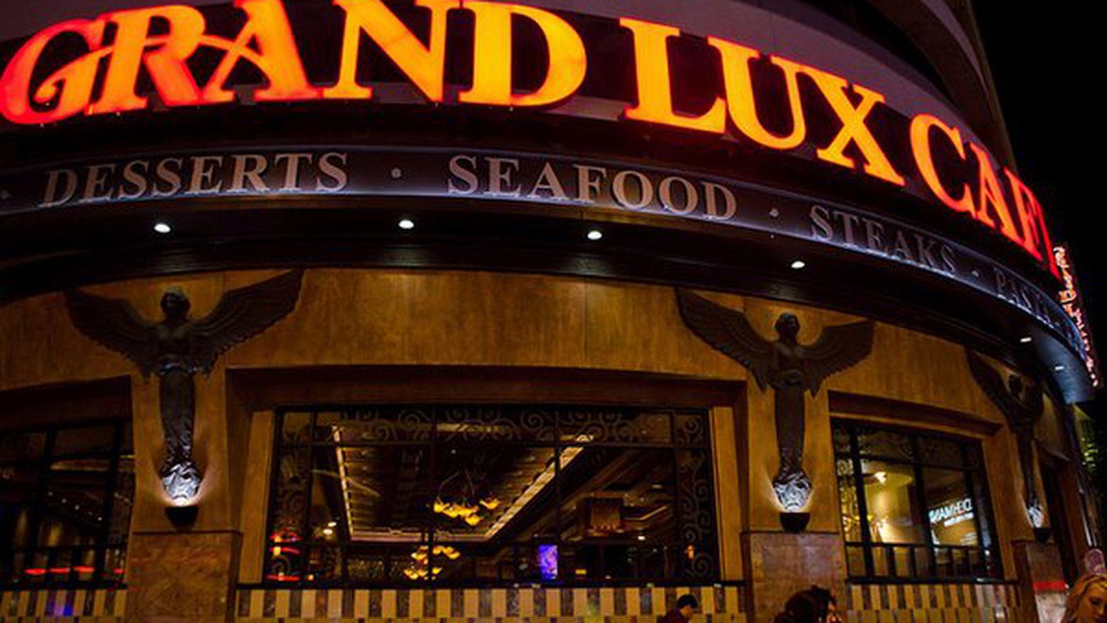 Grand Lux Cafe Locations Miami