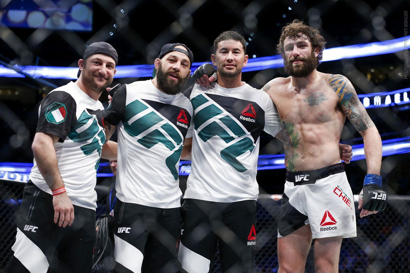 community news, Michael Chiesa lays out his fight demands for 'after I beat Tony Ferguson'
