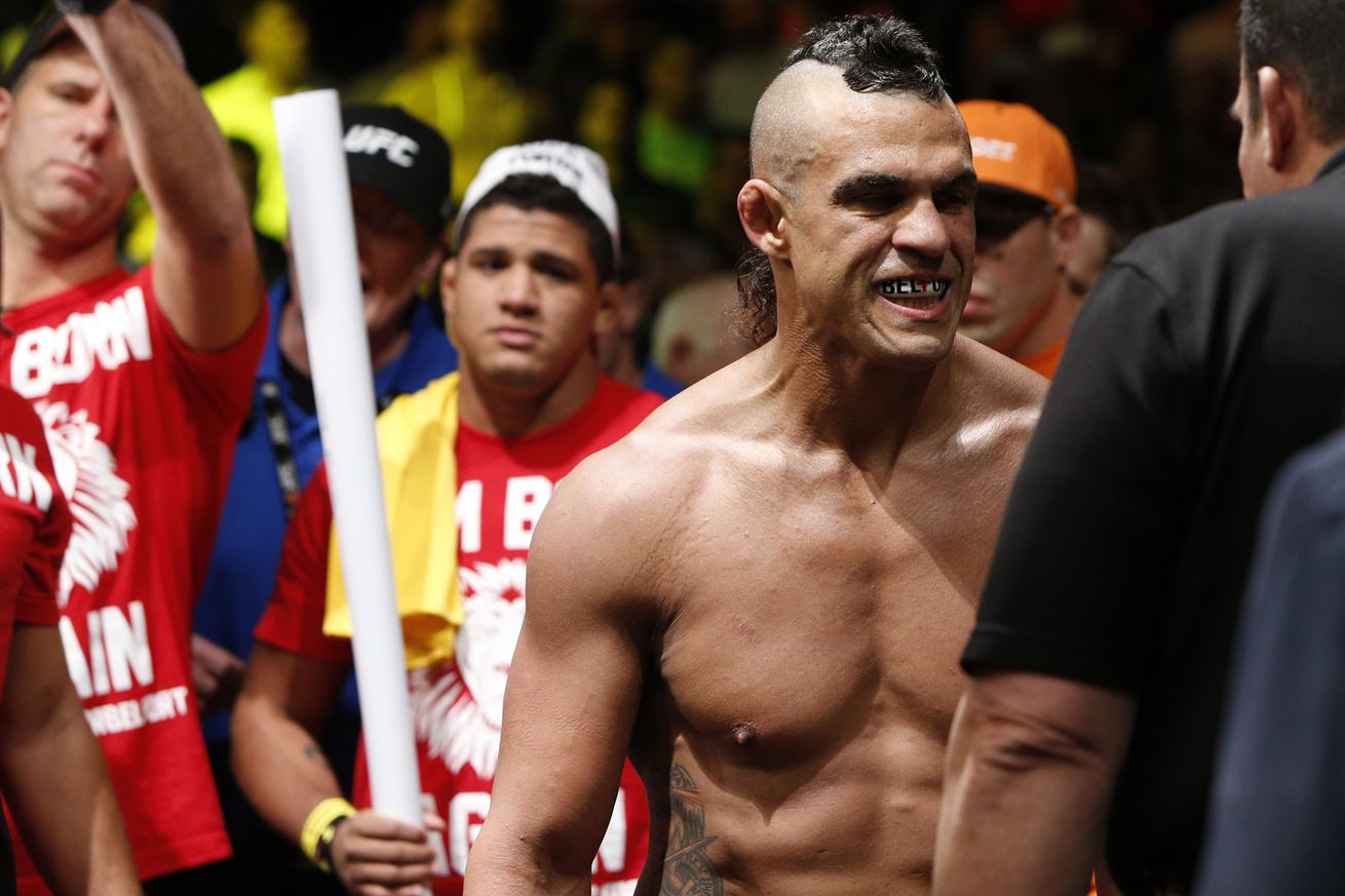 Vitor Belfort discusses the need for a fighters union and what should change in the sport