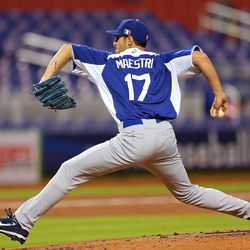 Alessandro Maestri has been a successful international pitcher for Italy, both as a starter and reliever. Combined with the ambidextrous Pat Venditte, Marco Mazzieri will have to exploit that versatility to make up for a thin staff.