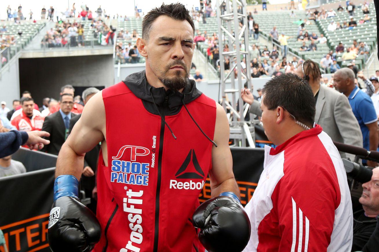 community news, Robert Guerrero says my boy Nate Diaz is going to mop up Conor McGregor