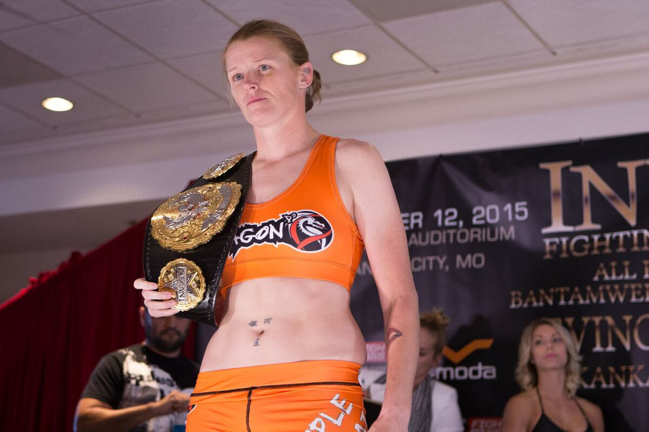 Tonya Evinger feels like she has something to prove in rematch against 'disrespectful' Yana Kunitskaya