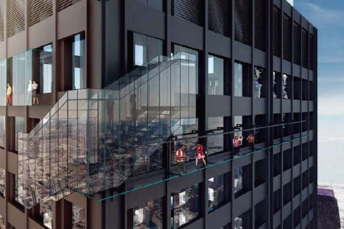 New Willis Tower Observatory Attractions May Include