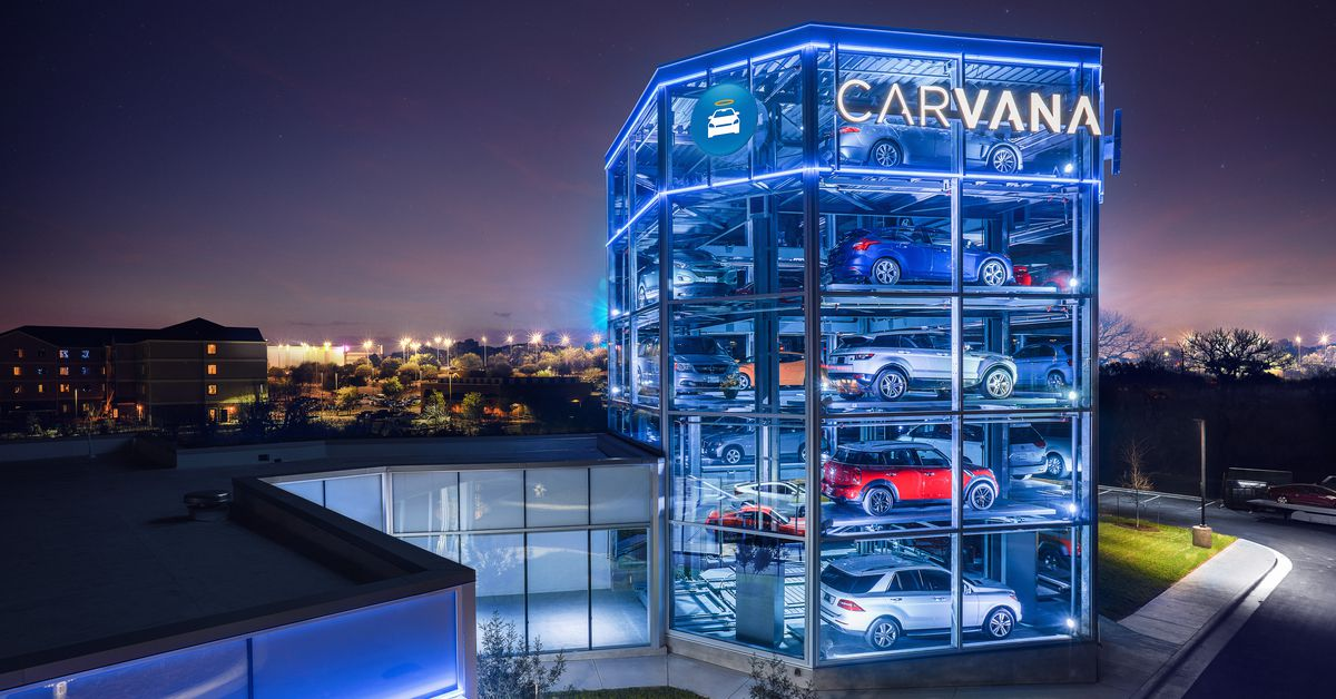 Used Cars In Philadelphia >> Austin, your car vending machine has arrived - Curbed Austin