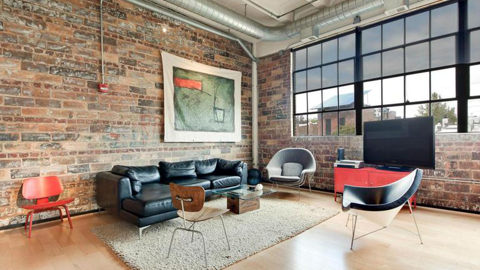 D c 39 s next best bachelor pad landed on the market for 915k curbed dc - A loft apartment bachelor pad ...