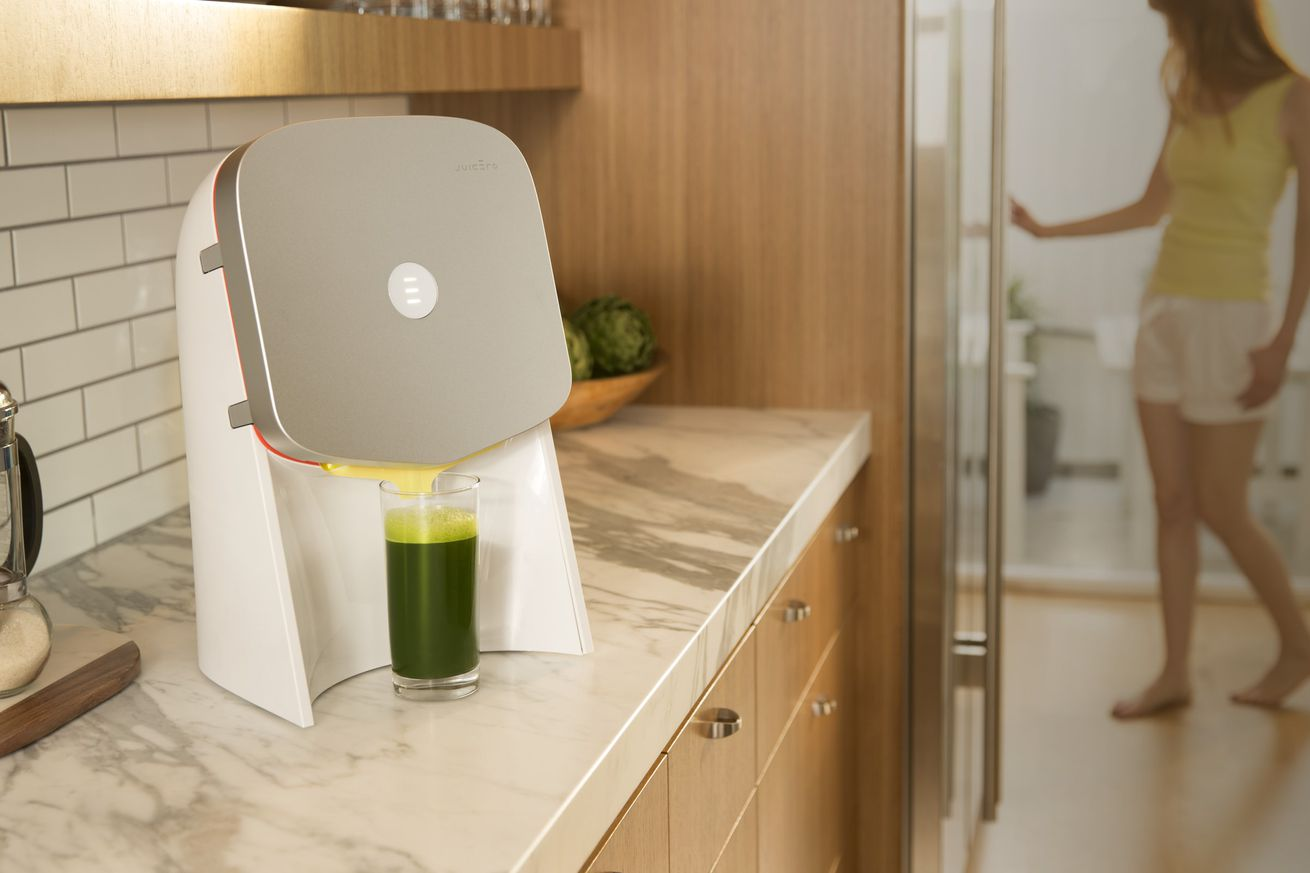 Juicero, the $399 internet-connected juicer, explained