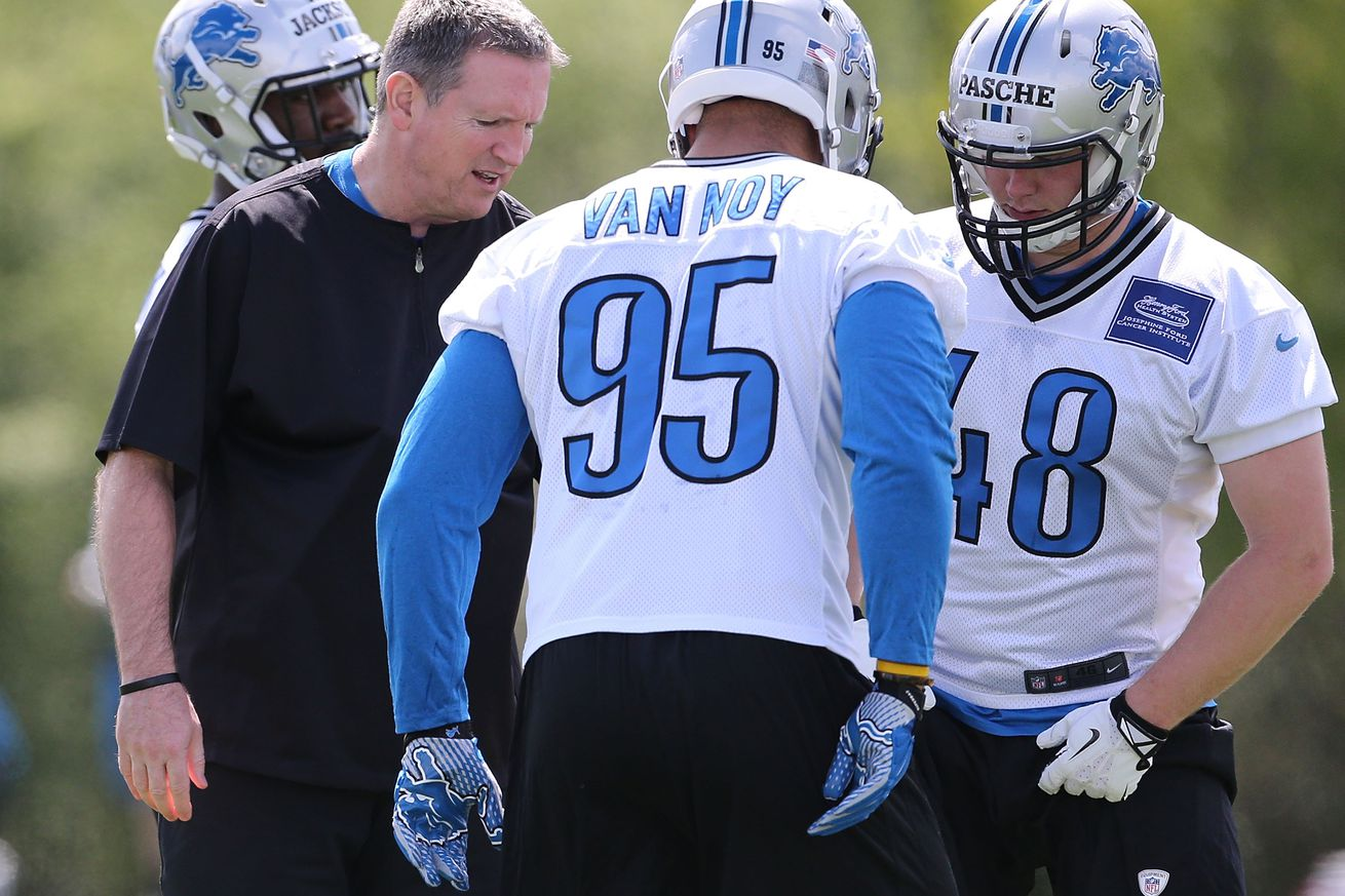 NFL Jerseys Outlet - Recapping Lions OTA #6: Taylor Decker remains at left tackle, Kyle ...