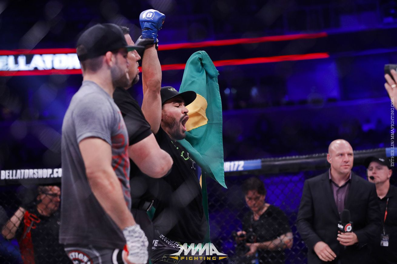 community news, Citing headbutt, Josh Thomson appeals knockout loss to Patricky Freire with CSAC