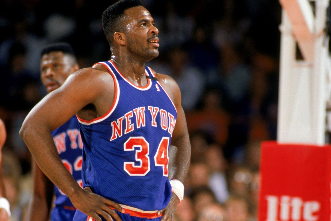 Charles Oakley Stories