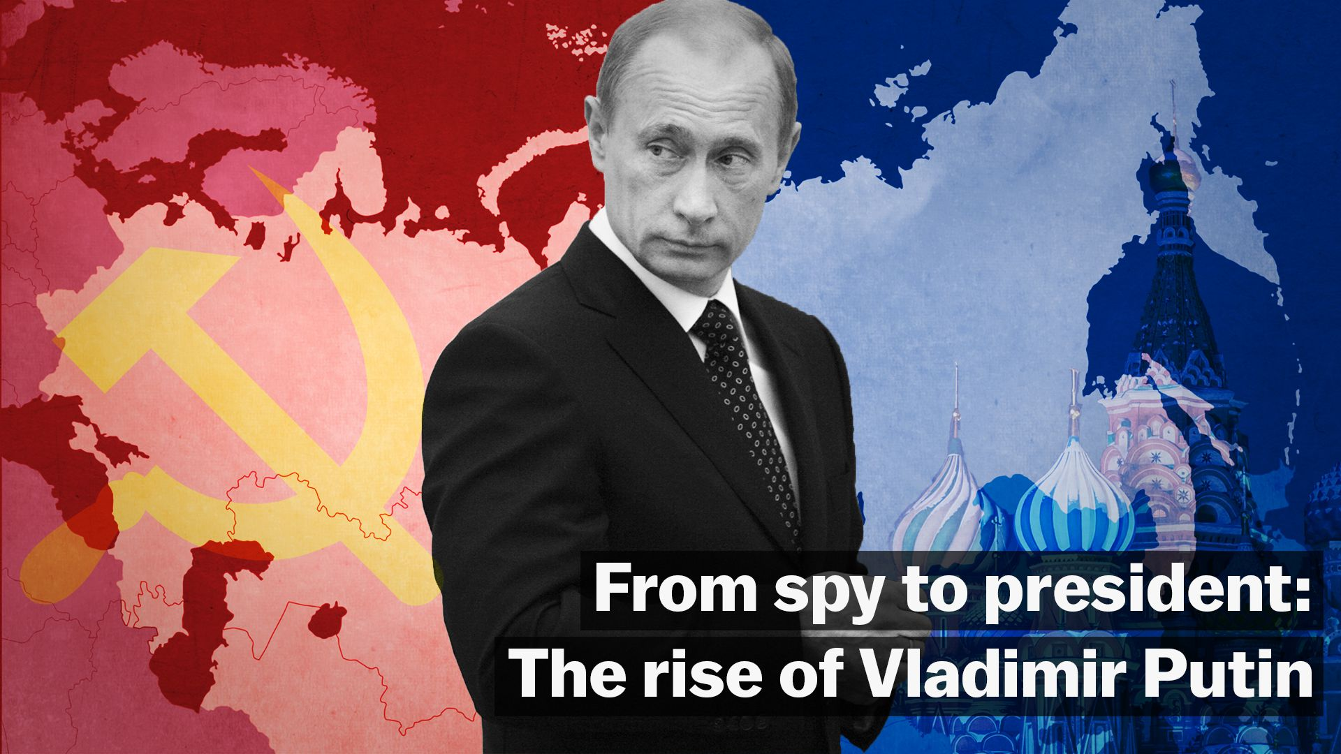 From Spy To President The Rise Of Vladimir Putin Vox Putting Control System Together Spu Design Has Now Been